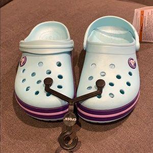 Kids crocs - brand new with tags!
